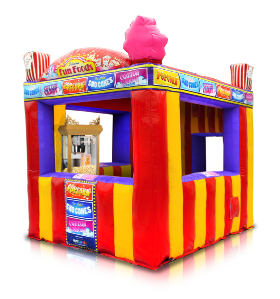 Inflatable Slide Rental Jacksonville Fl: Inflatable Concession Stand, Rentals In Jacksonville
