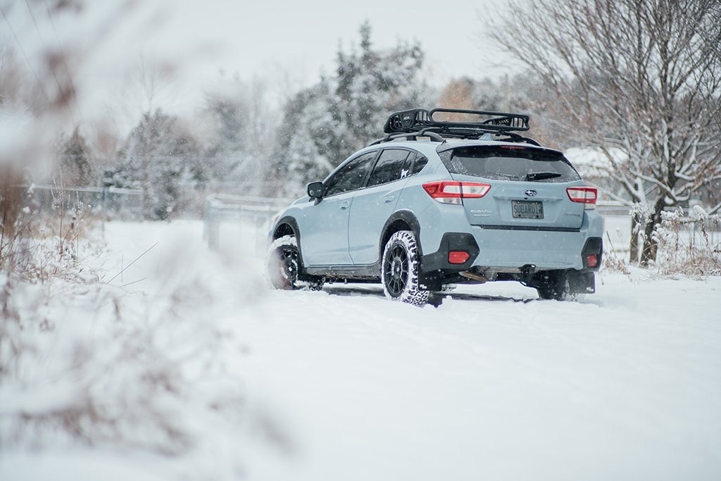 Van Roof Racks >> Crosstrek Lift Kit Gallery CT - Subaru | Attention To Detail