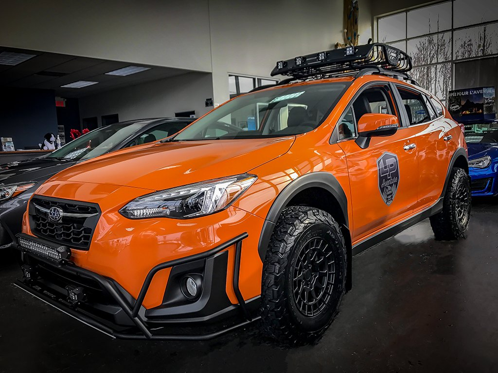 Road Rhino Bumper >> Crosstrek Lift Kit Gallery CT - Subaru | Attention To Detail