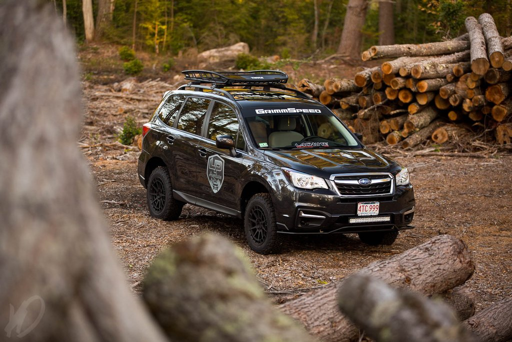 Forester Lift Kits Gallery CT - Subaru | Attention To Detail