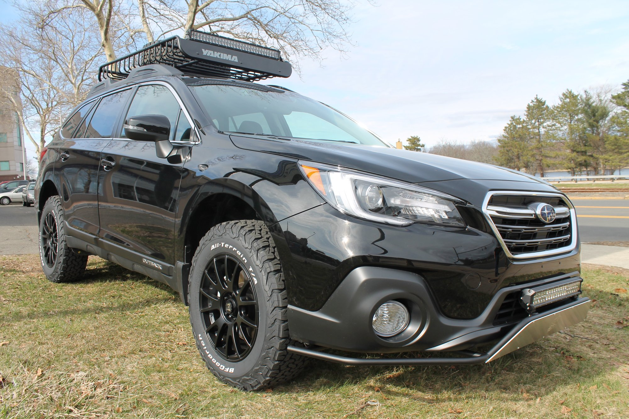 Outback Lift Kit Gallery CT - Subaru | Attention To Detail