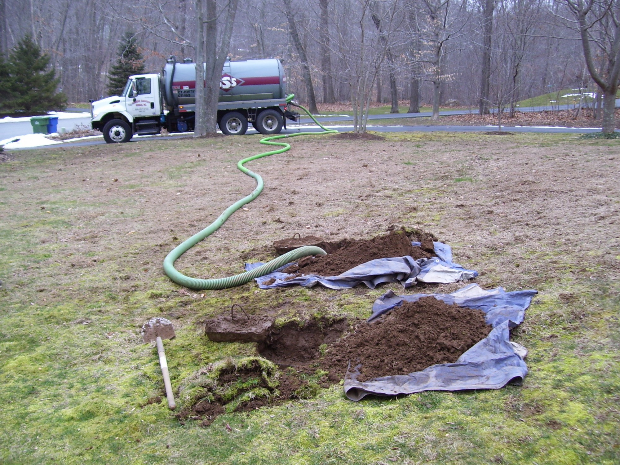 Septic Tank Pumping Ct