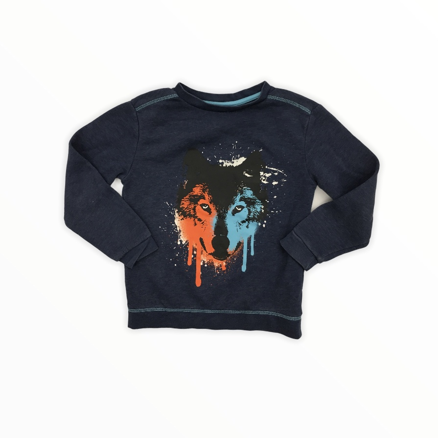 Sweater, Boy, Size: 6/7<br /> <br /> #resalerocks #catjack #pipsqueakresale #vancouverwa #portland #reusereducerecycle #fashiononabudget #chooseused #consignment #savemoney #shoplocal #weship #keepusopen #shoplocalonline #resale #resaleboutique #mommyandme #minime #fashion #reseller                                                                                                                                      Cross posted, items are located at #PipsqueakResaleBoutique, payments accepted: cash, paypal & credit cards. Any flaws will be described in the comments. More pictures available with link above. Local pick up available at the #VancouverMall, tax will be added (not included in price), shipping available (not included in price), item can be placed on hold with communication, message with any questions. Join Pipsqueak Resale - Online to see all the new items! Follow us on IG @pipsqueakresale & Thanks for looking! Due to the nature of consignment, any known flaws will be described; ALL SHIPPED SALES ARE FINAL. All items are currently located inside Pipsqueak Resale Boutique as a store front items purchased on location before items are prepared for shipment will be refunded.