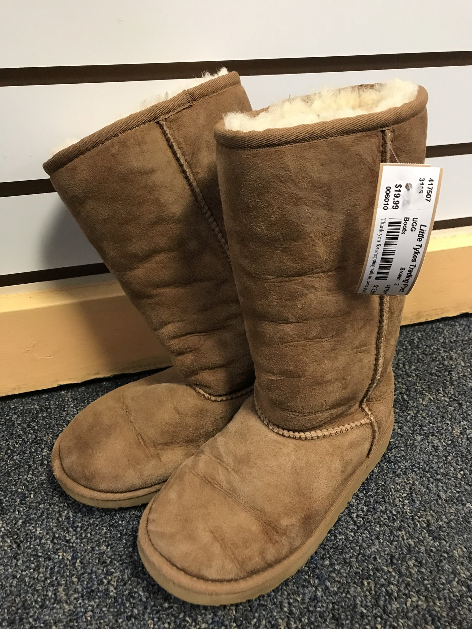 UGG Boots in great condition, size 2