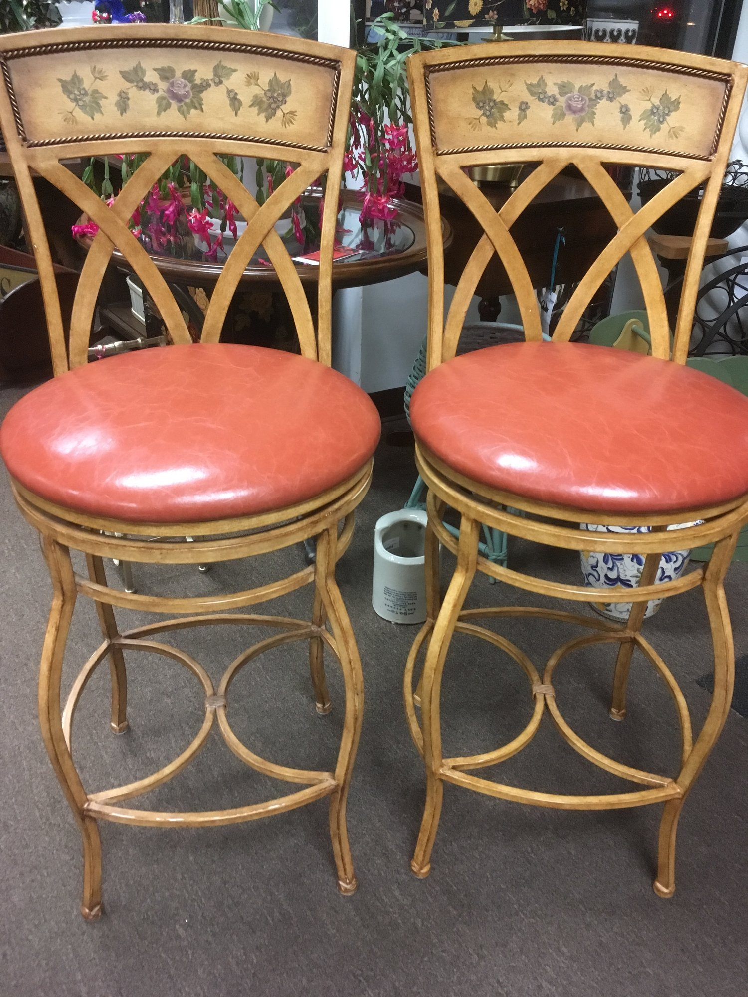 Swivel Bar Stool<br /> <br /> two available - $89.99 each