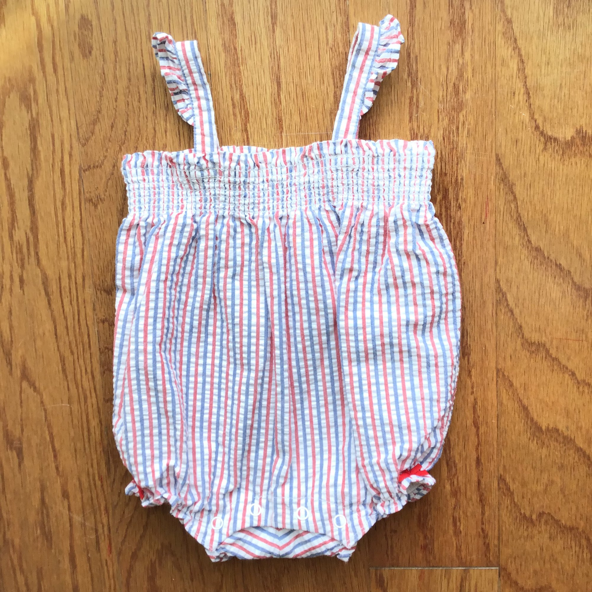 Janie Jack Bubble Romper<br /> <br /> <br /> <br /> ALL ONLINE SALES ARE FINAL. NO RETURNS OR EXCHANGES.