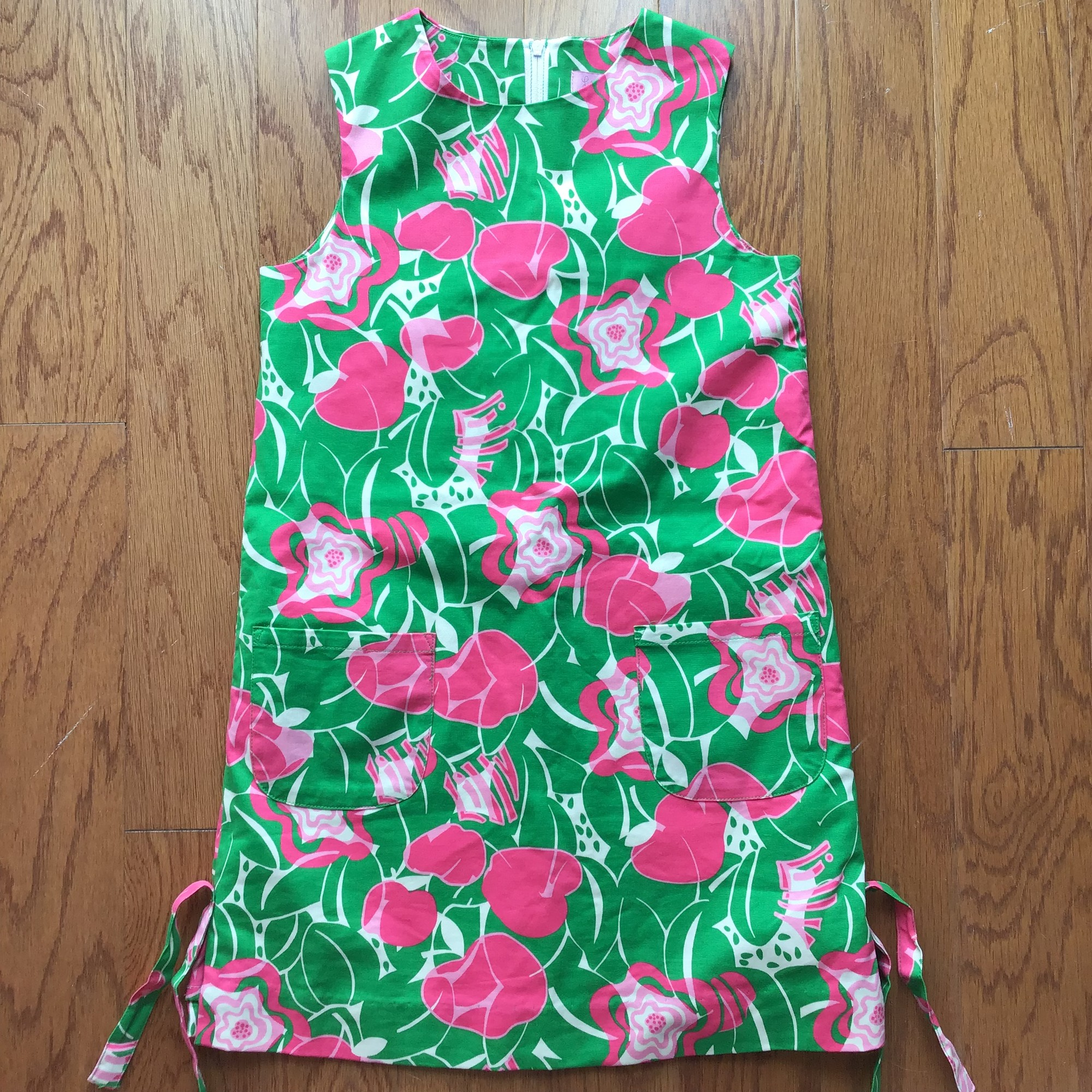 Lilly Pulitzer Dress, Green, Size: 8<br /> <br /> <br /> ALL ONLINE SALES ARE FINAL. NO RETURNS OR EXCHANGES.