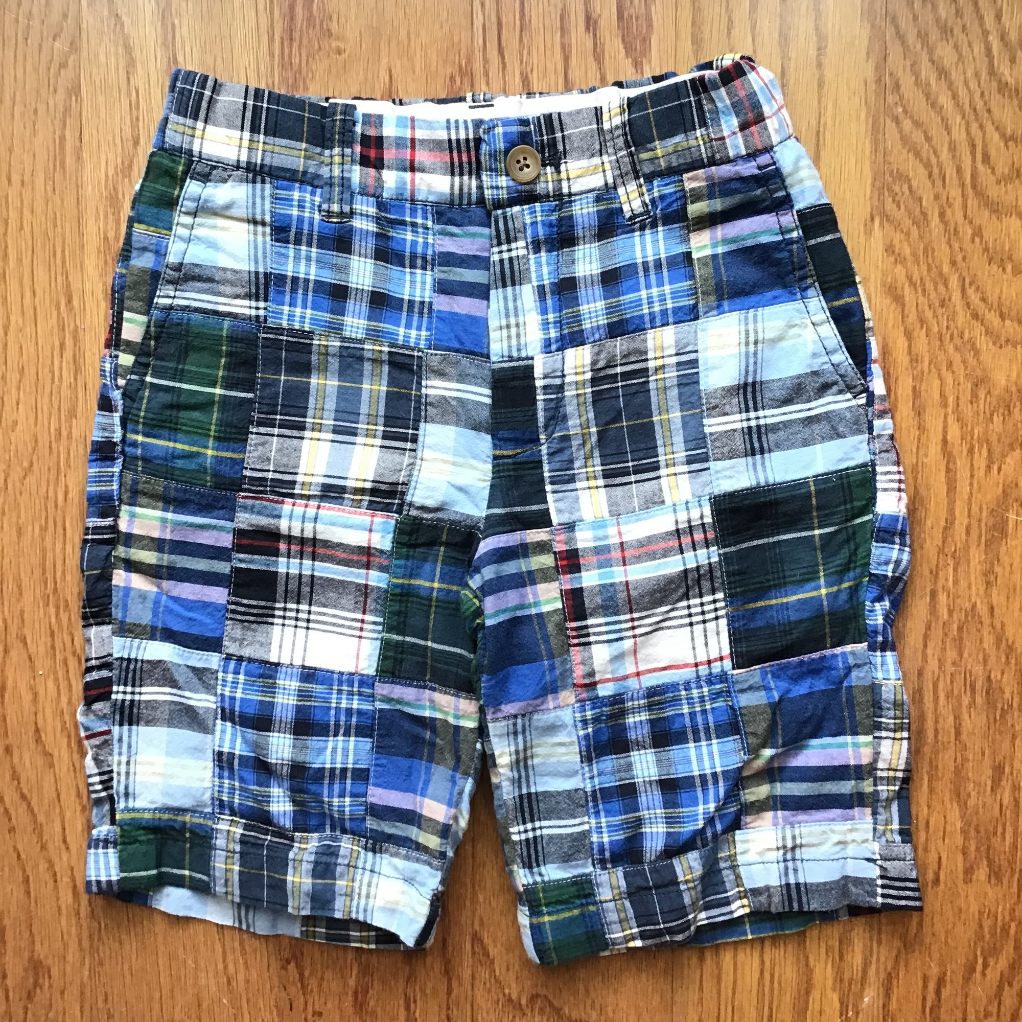Crewcuts Short, Blue, Size: 7<br /> <br /> <br /> <br /> ALL ONLINE SALES ARE FINAL. NO RETURNS OR EXCHANGES.