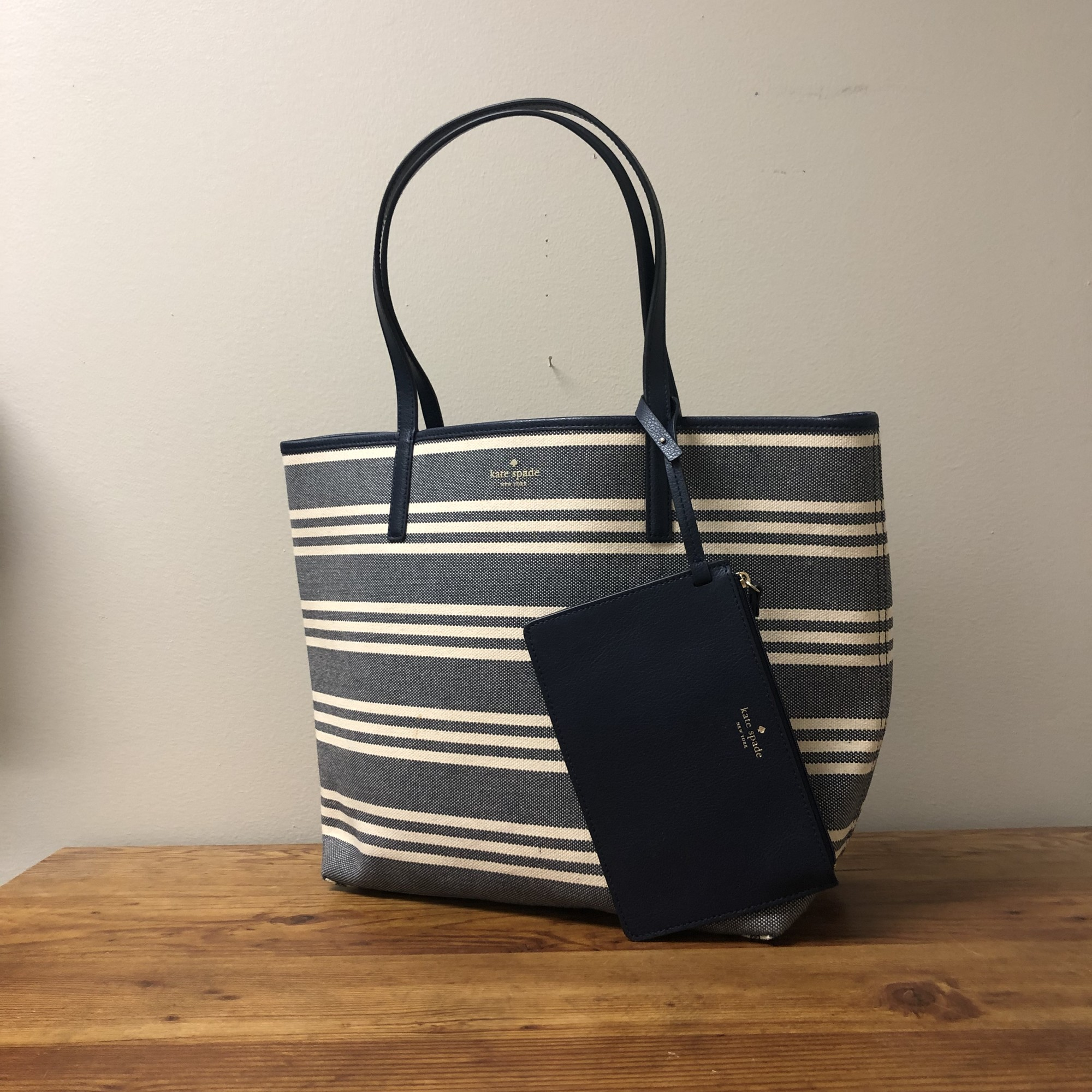 Navy/Cream<br /> Large<br /> $97.00