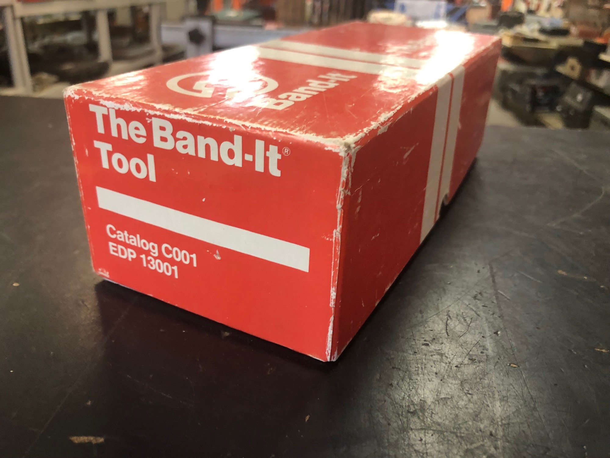 The Band-It Tool C001 / 13001 Band-It High Performance-Tensioning Tool