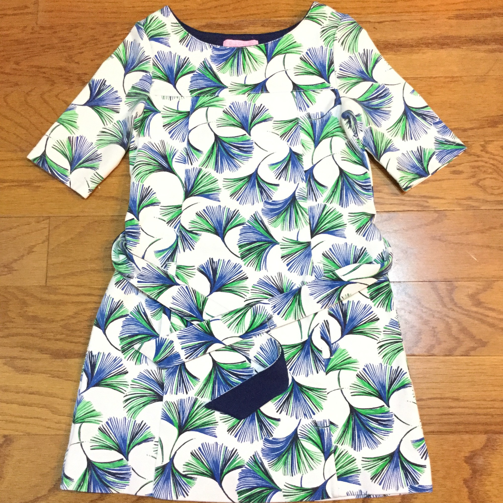 Lilly Pulitzer Dress, White, Size: Medium<br /> <br /> <br /> ALL ONLINE SALES ARE FINAL. NO RETURNS OR EXCHANGES.