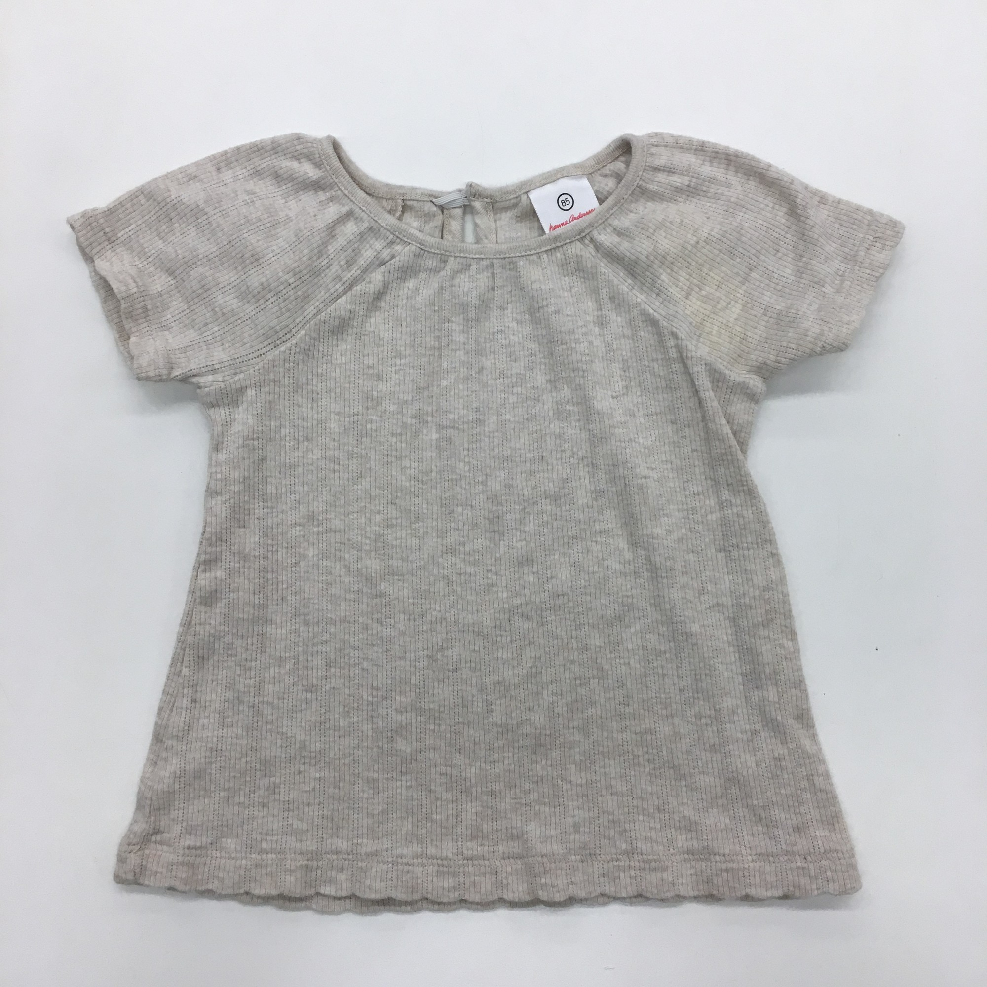 Size: 2t (Kids)<br /> Brand: Hanna Andersson<br /> $6.99<br /> <br /> Cross posted, items are located at #PipsqueakResaleBoutique, payments accepted: cash, paypal & credit cards. Any flaws will be described in the comments. More pictures available with link above. Local pick up available at the #VancouverMall, tax will be added (not included in price), shipping available (not included in price), item can be placed on hold with communication, message with any questions. Join Pipsqueak Resale - Online to see all the new items! Follow us on IG @pipsqueakresale & Thanks for looking!<br /> <br /> Due to the nature of consignment, any known flaws will be described; ALL SHIPPED SALES ARE FINAL. All items are currently located inside Pipsqueak Resale Boutique as a store front, items purchased on location before items are prepared for shipment will be refunded.<br /> <br /> #resalerocks #hannaandersson #pipsqueakresale #vancouverwa #portland #reusereducerecycle #fashiononabudget #chooseused #consignment #savemoney #shoplocal #weship #shoplocalonline #resale #resaleboutique #mommyandme #minime #fashion #reseller #pipsqueak_girls_size2t #girls_size2t #girls_size_2t