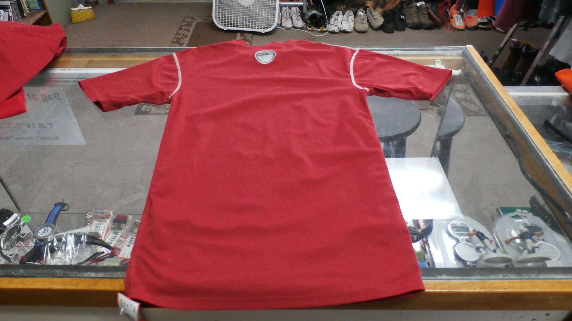 83e08fe2 Nike Pro Fit Dri Men's Compression Short Sleeve Shirt Size Small #14497<br /