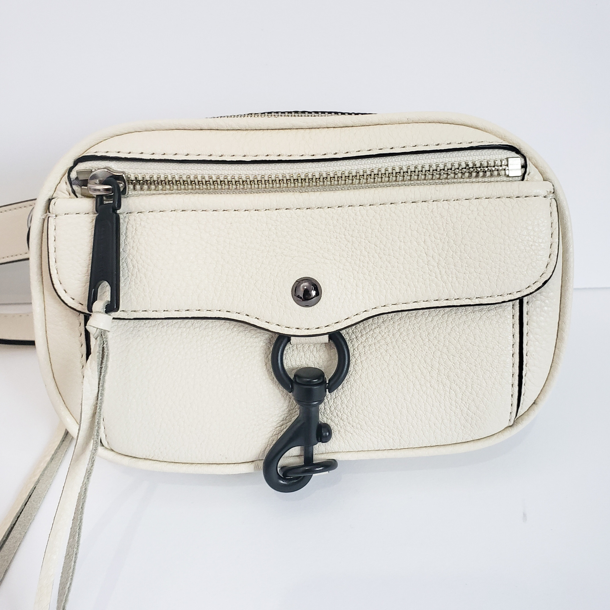 Rebecca Minkoff<br /> Fanny pack with Zippers<br /> NEW!
