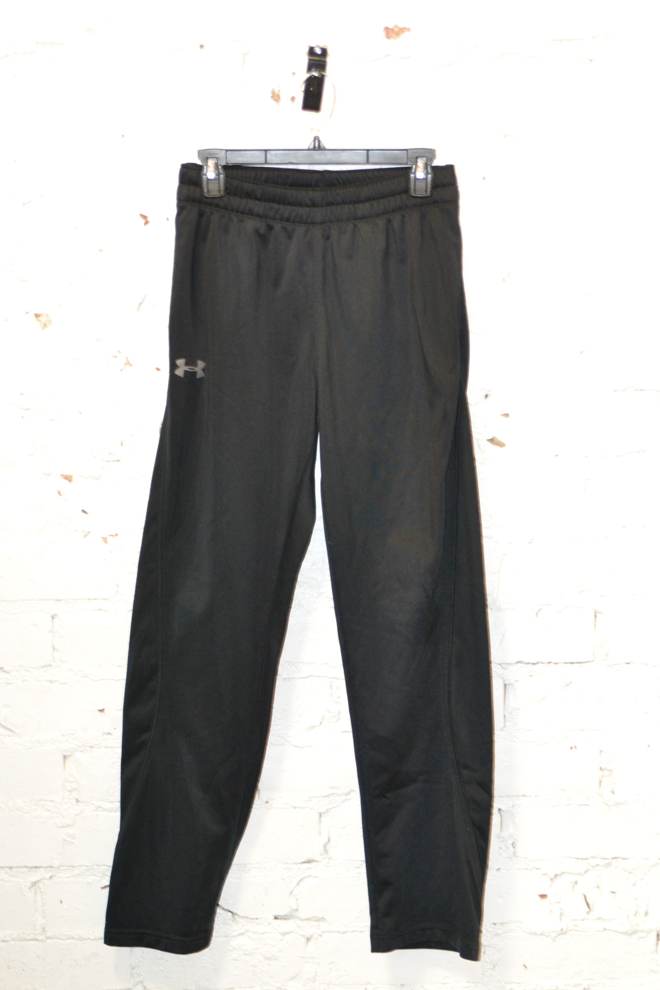 -Under Armour<br /> -Black<br /> -Drawstring waistband<br /> -Excellent condition<br /> -Size small
