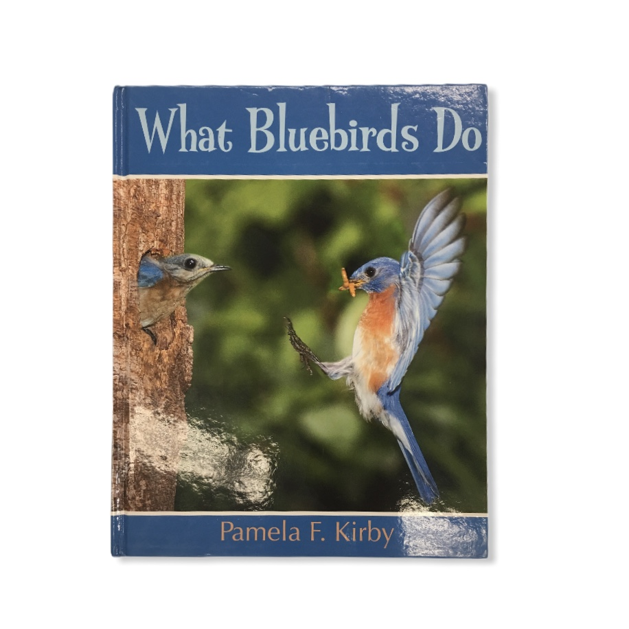 What Bluebirds Do, Book<br /> <br /> #resalerocks #books  #pipsqueakresale #vancouverwa #portland #reusereducerecycle #fashiononabudget #chooseused #consignment #savemoney #shoplocal #weship #keepusopen #shoplocalonline #resale #resaleboutique #mommyandme #minime #fashion #reseller                                                                                                                                      Cross posted, items are located at #PipsqueakResaleBoutique, payments accepted: cash, paypal & credit cards. Any flaws will be described in the comments. More pictures available with link above. Local pick up available at the #VancouverMall, tax will be added (not included in price), shipping available (not included in price), item can be placed on hold with communication, message with any questions. Join Pipsqueak Resale - Online to see all the new items! Follow us on IG @pipsqueakresale & Thanks for looking! Due to the nature of consignment, any known flaws will be described; ALL SHIPPED SALES ARE FINAL. All items are currently located inside Pipsqueak Resale Boutique as a store front items purchased on location before items are prepared for shipment will be refunded.