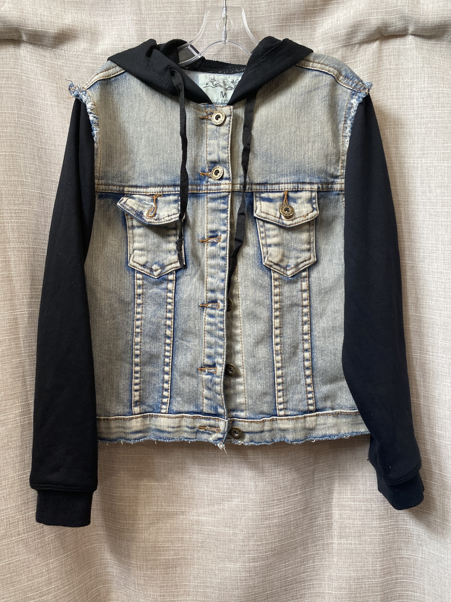So Nikki, Denim/bl, Size: M/8/10