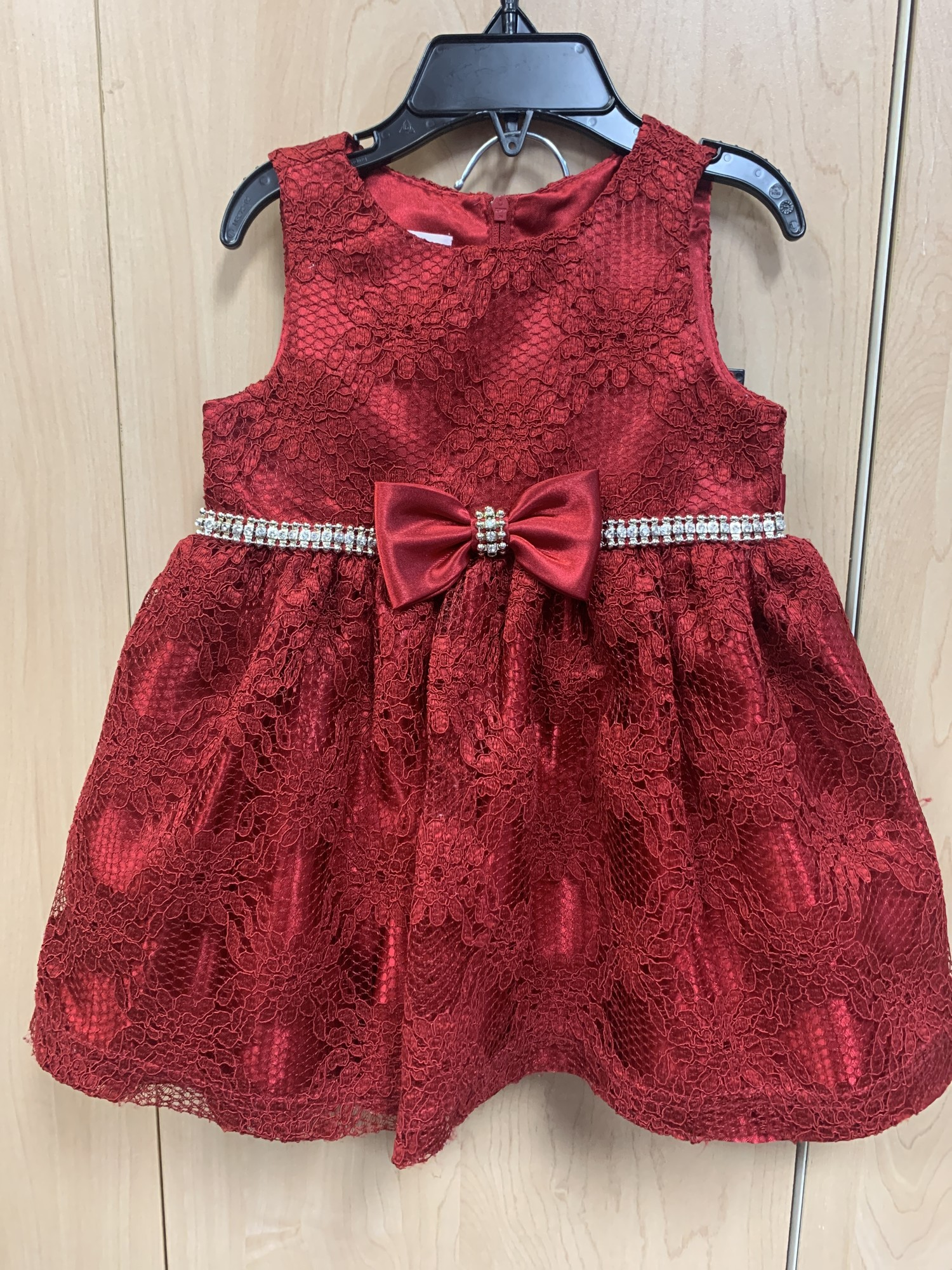 American Princess, Red, Size: 18M