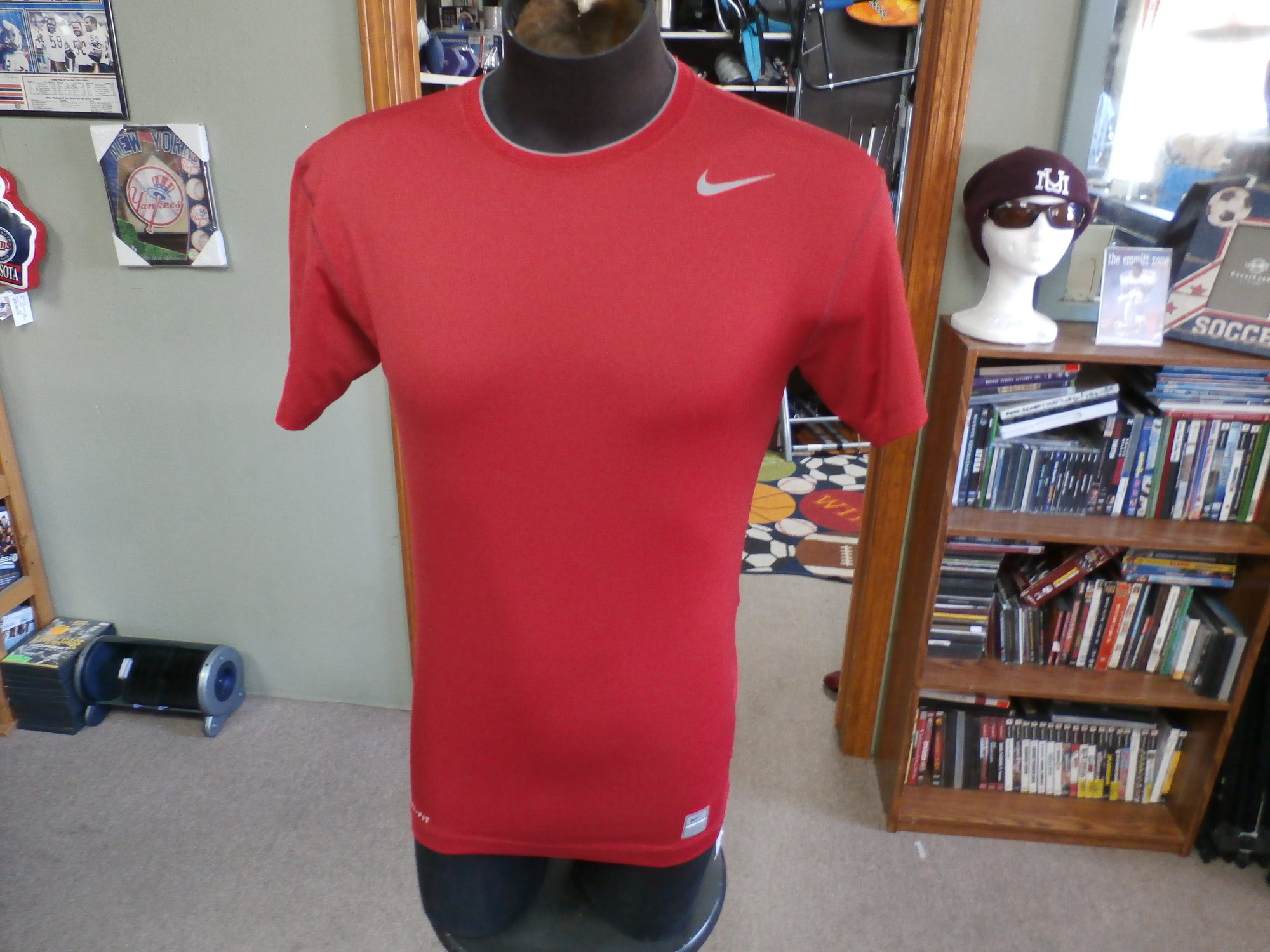 3686880412231 Nike Pro Combat Shirt | Recycled ActiveWear ~ FREE SHIPPING USA ONLY~