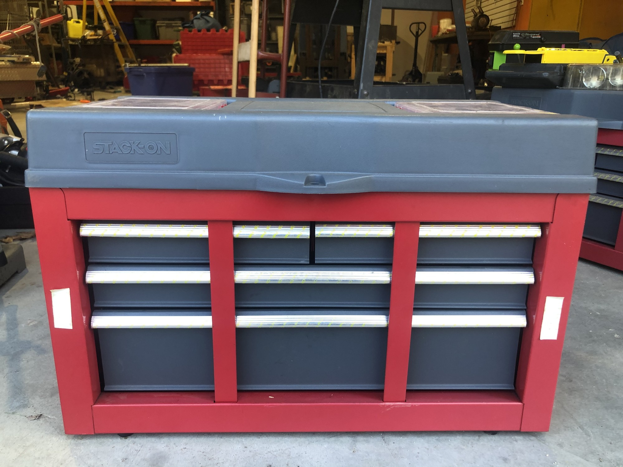 StackOn 4 Drawer Tool Chest<br /> <br /> *NEVER USED*