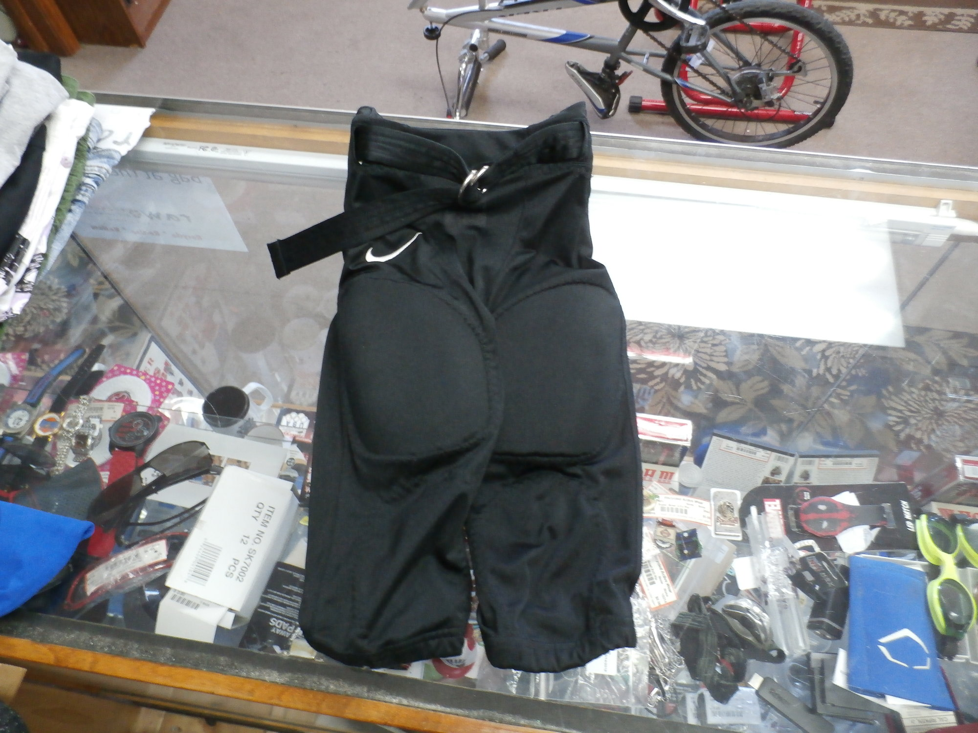 Nike Football Pants | Recycled ActiveWear ~ FREE SHIPPING USA ONLY~